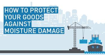 6 steps how to protect your goods against moisture damage