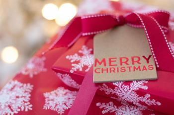 Prevent damage to Christmas presents during transport