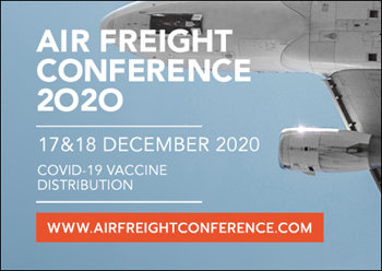 Praxas sponsort Air Freight Conference 2020